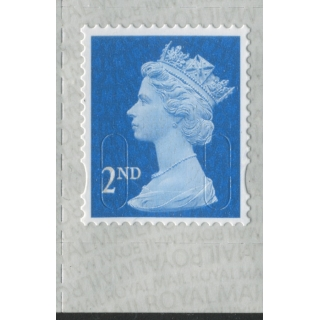 2911.8 2nd blue M18L MAIL counter shee..