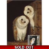 4080x0 Barn Owl maximum card 2018
