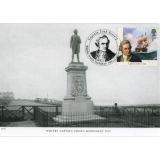 4120.mx1 Capt James Cook Monument Maxi..