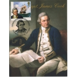 4120.mx2 Capt James Cook Maximum Card