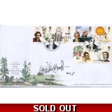 4118 Captain Cook set Signed FDC limit..