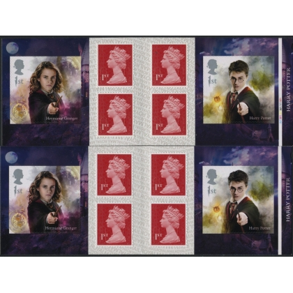 PM64 Harry Potter 6x1st book MCIL M18L SBP1 & SBP2