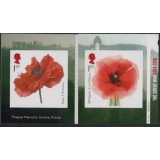 4139-40 Poppy self-adhesive stamps fro..