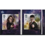 4152-3 Harry Potter stamps from 6x1st ..
