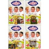 2416 Rugby World Cup Maximum Cards set..