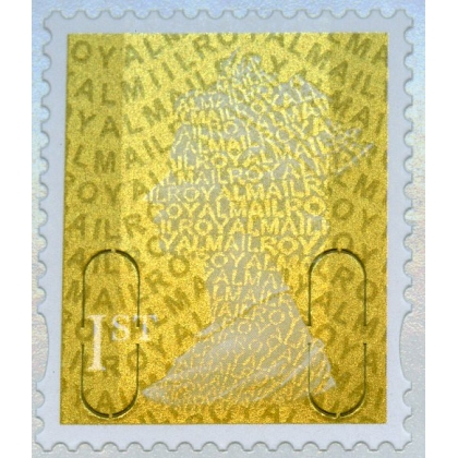 2912.1 1st gold M11L MAIL counter sheet 2011
