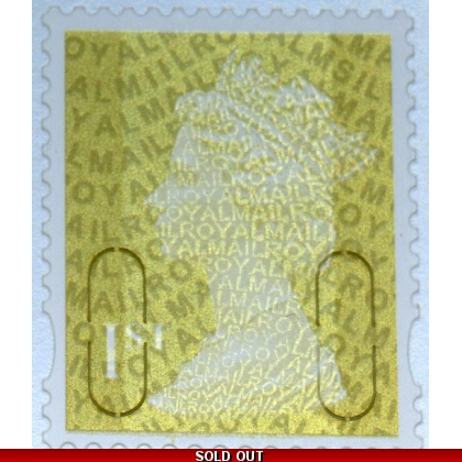2932S.1 1st gold M11L MSIL ex retail book of 6 2011