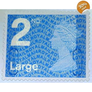 2913B.4 2nd Large blue ..