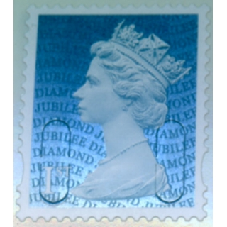 3271 1st Diamond blue MOND counter sheet