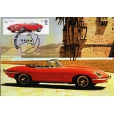3512 Jaguar E-type maximum card 2013