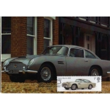 3514 Aston Martin DB5 maximum card 2013