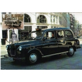 3518b Austin FX4 Taxi maximum card 2013