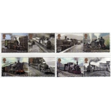 3570s  Set of 8 Locomotives ex prestig..
