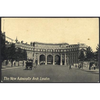 The New Admiralty Arch, London