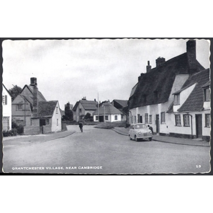 Cambridge: Grantchester Village photgraphic