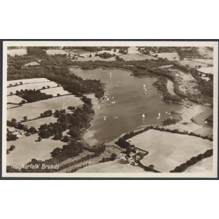 Norfolk Broads aerial p..