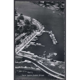 Yacht Station, Oulton Broad Aerial
