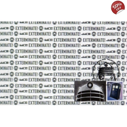 Dr Who Maximum card - Dalek 3 Exterminate