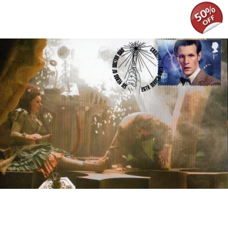 Dr Who Maximum card Matt Smith