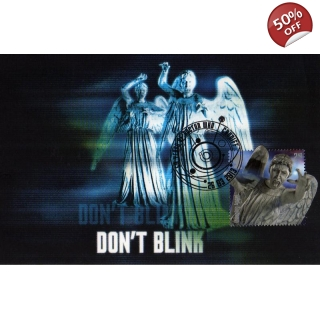Dr Who Maximum card - Weeping Angel 2