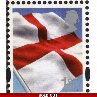 EN51 1st England flag from Football PSB