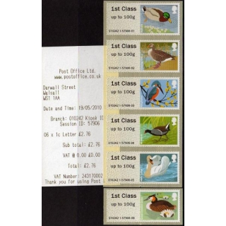 FS04z Birds 3 Faststamp..