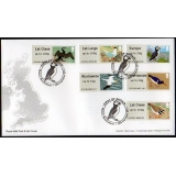 FS05nf Birds 4 Faststamps FDC of Winco..