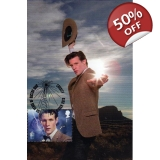Dr Who Maximum card Matt Smith Howdy