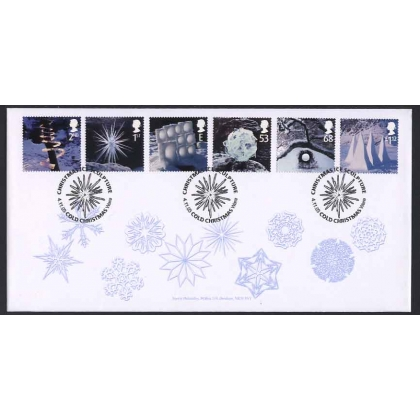 2410 Ice Sculptures Norvic FDC 2003