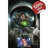 Dr Who Maximum card Matt Smith Impossi..