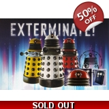 Dr Who Maximum card - Dalek 1