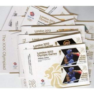 London 2012 Olympic Gold Medal set of ..