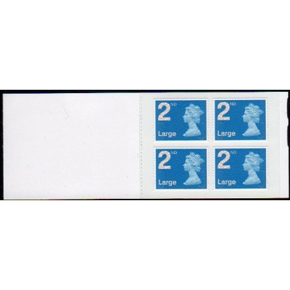 RA 2c.2 Booklet 4x blue security 2012 FSC logo added