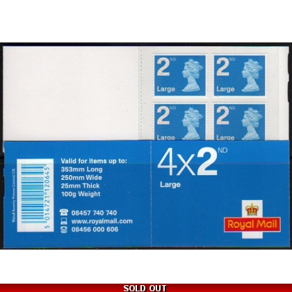 RA 2 Booklet 4x 2nd large security 2009 FOYAL