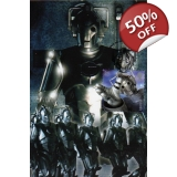 Dr Who Maximum card - Cyberman 2