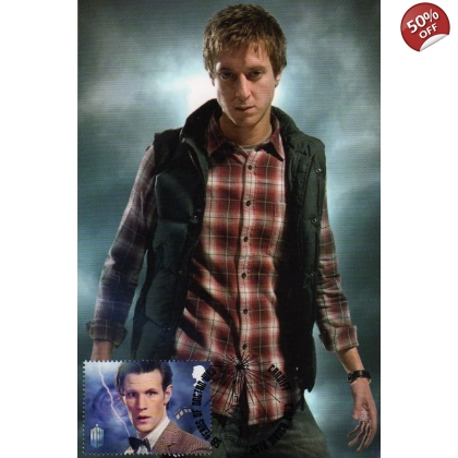 Dr Who Maximum card Matt           v Rory Williams