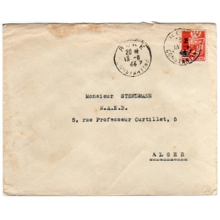 Algeria 1944 provisional on internal c..
