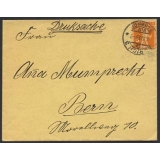 Switzerland Station postmark 1923