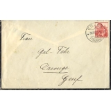 Switzerland 1940 mourning envelope int..