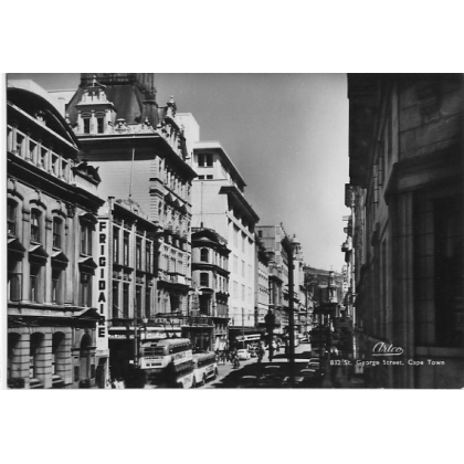South Africa: St George Street, Cape Town