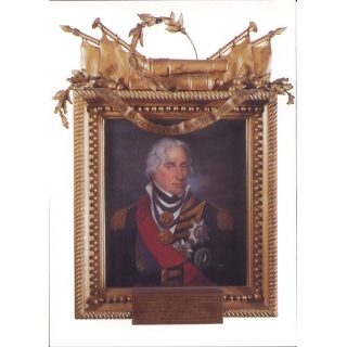 Lord Nelson portrait by Keymer