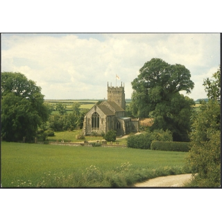 Burnham Thorpe Church, Norfolk. Nelson..