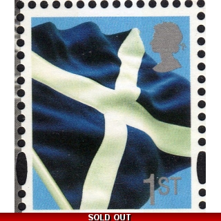 S158 1st Scotland flag ..