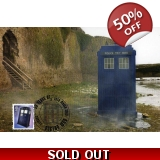 Dr Who Maximum card - Tardis 2