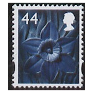 W103 44p Wales stamp 2006