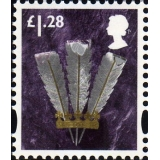 W134 Wales £1.28 stamp 2012