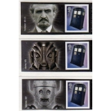 Doctor Who Tardis Smiler Stamp
