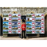 LS59 Castles of England Flag Smilers S..