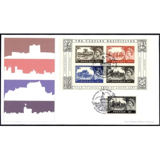 2530 Castles MS Norvic FDC with origin..