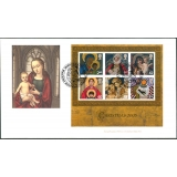 2588 Christmas Madonna & Child MS Norv..